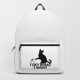 I DO WHAT I WANT Backpack