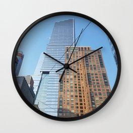 city_1 Wall Clock