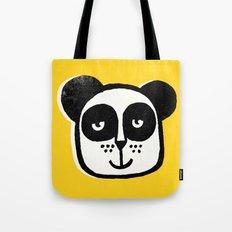HAPPY PANDA Tote Bag