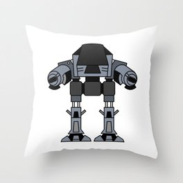 ED 209 Throw Pillow