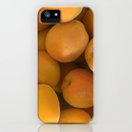 Spring Peaches  iPhone Case