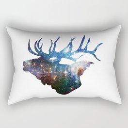 Star Elk Rectangular Pillow