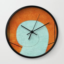 Squirtle, Squirt! Wall Clock