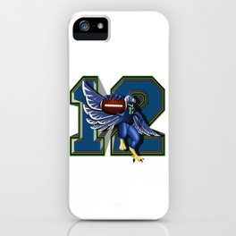 Seattle's 12th Man iPhone Case