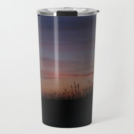 Cape Hatteras Lighthouse at Sunset Travel Mug