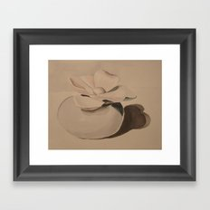 lamp berger Framed Art Print
