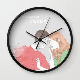 I won't. Wall Clock