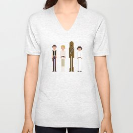 A NEW HOPE Unisex V-Neck