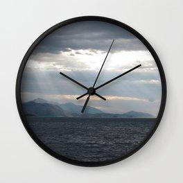 Heaven's Floor Wall Clock