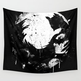 Dark Moon Wall Tapestry