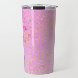 Classical African-American Masterpiece 'Wind and Crepe Myrtle Concerto' by Alma Thomas Travel Mug