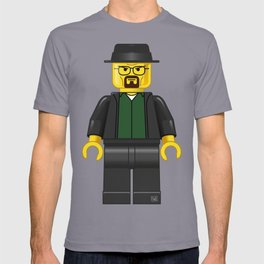 Lego Walter White - Vector T-shirt