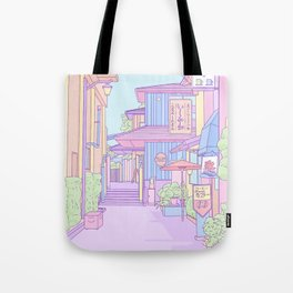 Continuously Lost in Japan Tote Bag