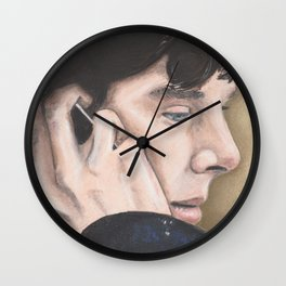This is my note. Wall Clock