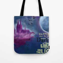 Cologne Illustration Tote Bag
