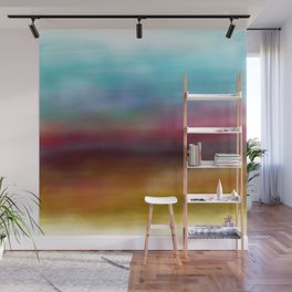 C for Colorful Wall Mural