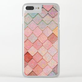 Shingles Clear iPhone Case