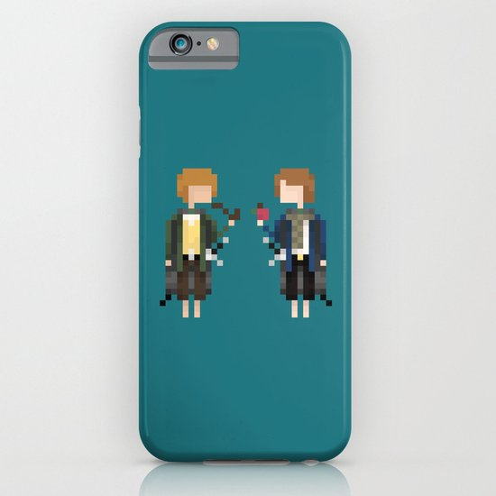 Merry & Pippin iPhone & iPod Case