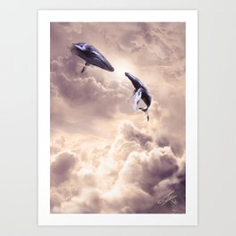 Jointly Art Print