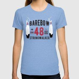 - BAREBOW - STRINGWALKER - CRAWL - DEEP HOOK - 48 (Forever) T-shirt
