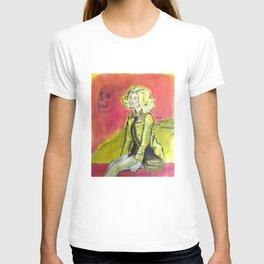 Blonde & Pink T-shirt