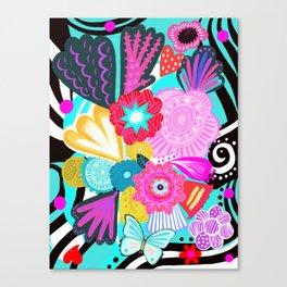 Viva la Primavera Canvas Print