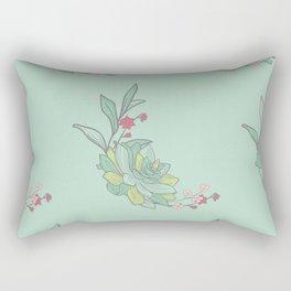 Suculenta Rectangular Pillow