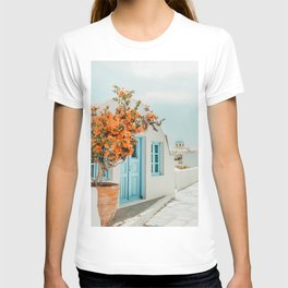 Greece Airbnb #photography #greece #travel T-shirt