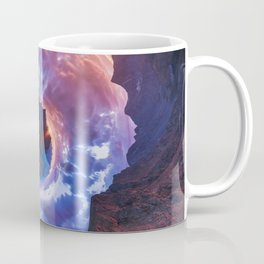 360 small planet MC Clellan Mtn. Coffee Mug
