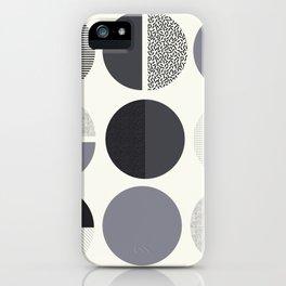 Consentrik iPhone Case