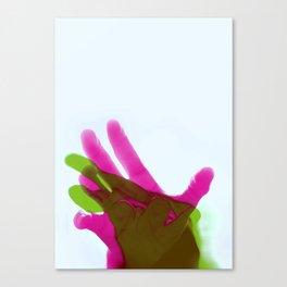 Reaching 03 Canvas Print