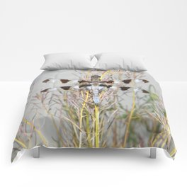 dragonfly tank Comforters