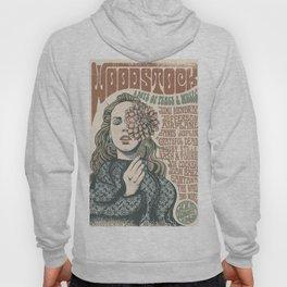 Woodstock 1969 Festival Gig Hoody