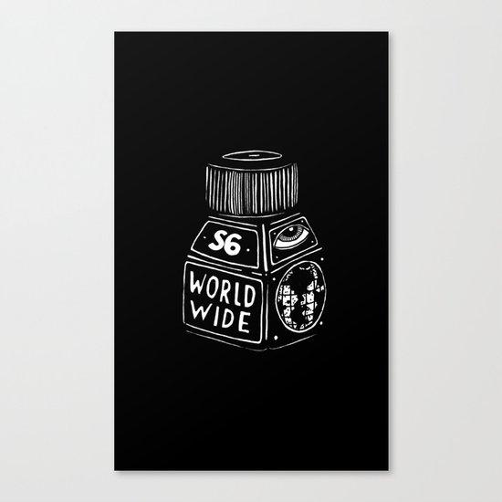 S6 WORLD WIDE!!!! Canvas Print