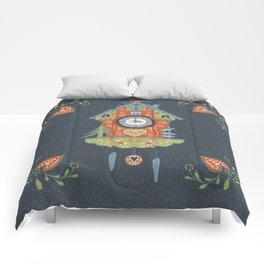 Cuckoo Clock Comforters