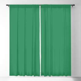 Field of Green Blackout Curtain