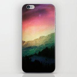 Scottish Mountains iPhone Skin
