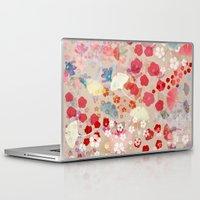 blossom Laptop & iPad Skins featuring Blossom by Marta Olga Klara