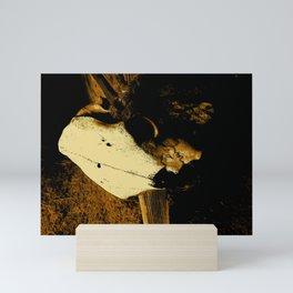 It's a Sheep's Life Mini Art Print