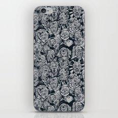 HiHiHoHoHaHa iPhone & iPod Skin