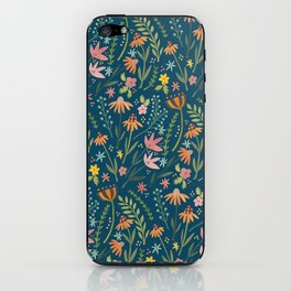 Wild Flower iPhone Skin