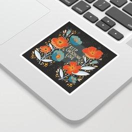Keep choosing love Sticker