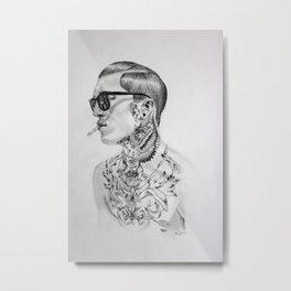 tat Metal Print