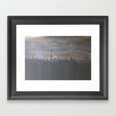 Cities Unite Framed Art Print
