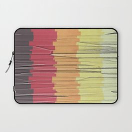 Shreds of Color 5 Laptop Sleeve