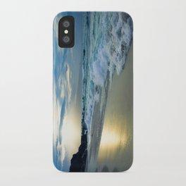 One Dream Sunset Hookipa Beach Maui Hawaii iPhone Case