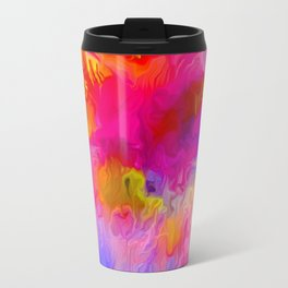 Coral Reef Forms Travel Mug