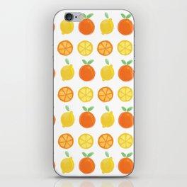 REPEAT I - CITRUS iPhone Skin
