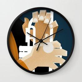 Chesney Henry Baker, Jr. Wall Clock