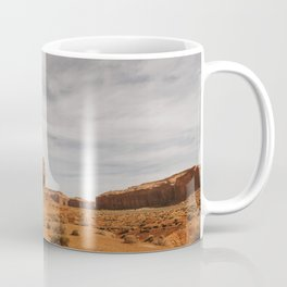 "Monument Valley, ""Elephant Butte"" Coffee Mug"
